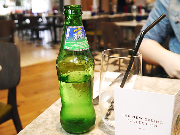 pizza express summer 2014 lunch menu review 1