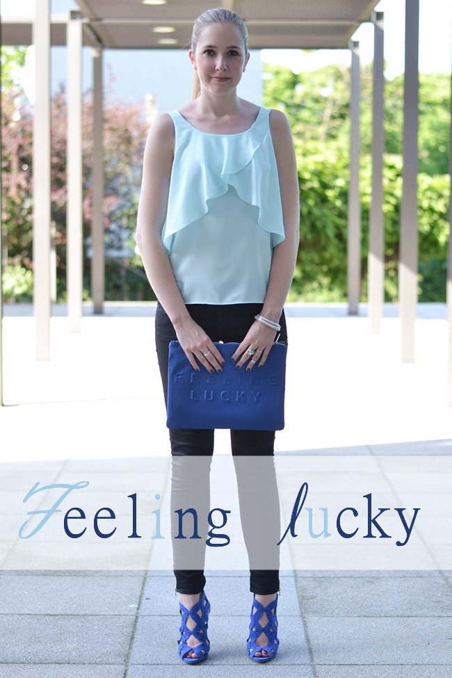 Outfit Feeling Lucky Banner