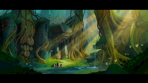 Sonic Boom: Rise of Lyric - E3 Concept Art