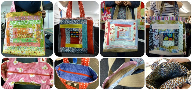 QAYG Handbag class May14