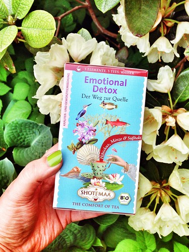 emotional detox tea