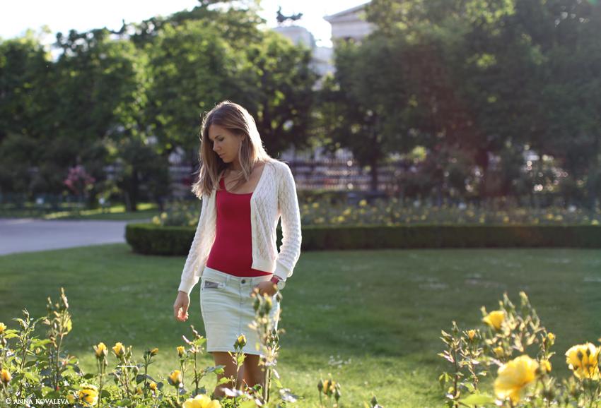 parks of Vienna