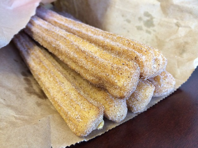 Churros - Kings Bakery Cafe