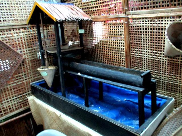 Melanau Association's booth 2