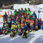 2017-02-12 Schneehasen 5. Tag mit Rennen
