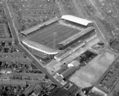 Roker Park, Sunderland, 1967