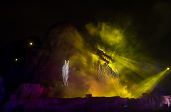 Fantasmic Maleficent