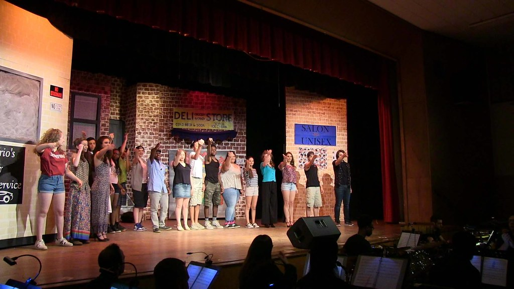 HS Musical 2017 - In The Heights