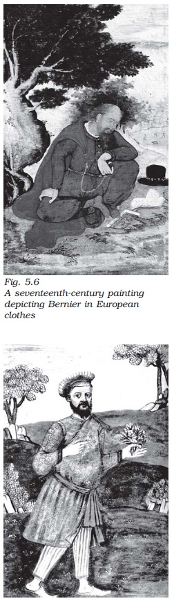 NCERT Class XII History Part 2 Theme 5 - Through The Eyes Of Travellers