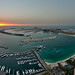 Palm Jumeirah Sunset by DanielKHC