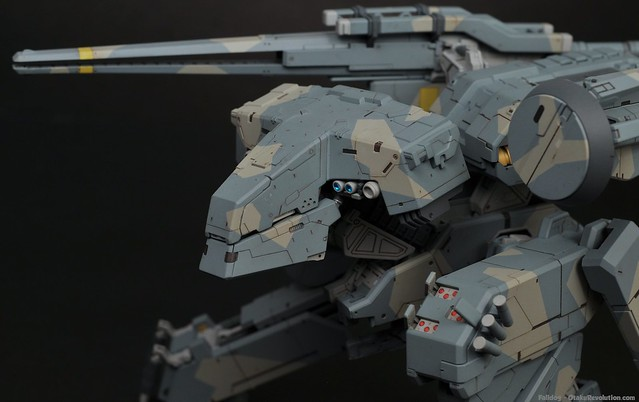 Metal Gear REX - Fin 5