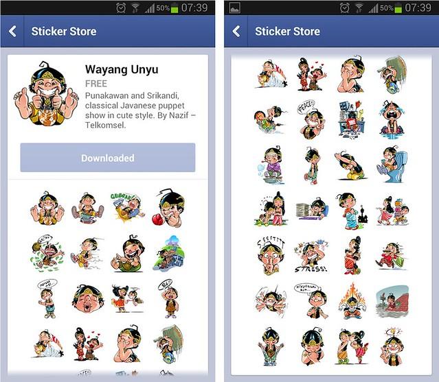 Wayang Unyu <a href='http://tekno.kompas.com/tag/Facebook' style='color:#428bca;'>Facebook</a>