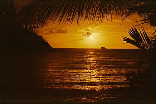 stlucia sunsetssunrise
