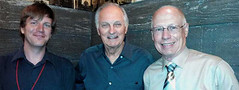 Alan Alda awards LLNL engineer for making science understandable