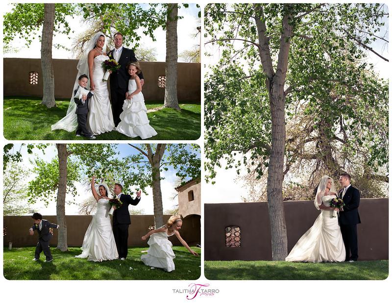 Casa Rondena Winery Wedding