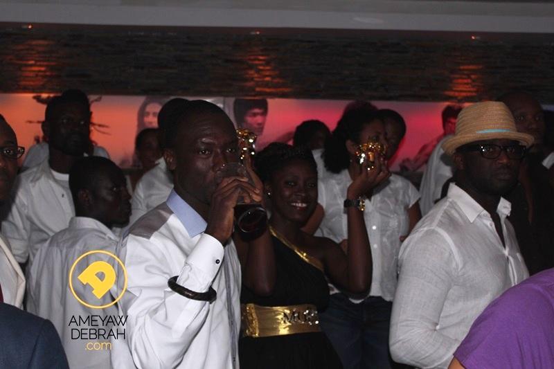 All white party -KOD