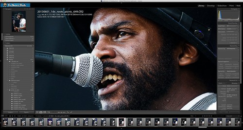 Canon 1D X RAWfile Download of Gary Clark Jr.