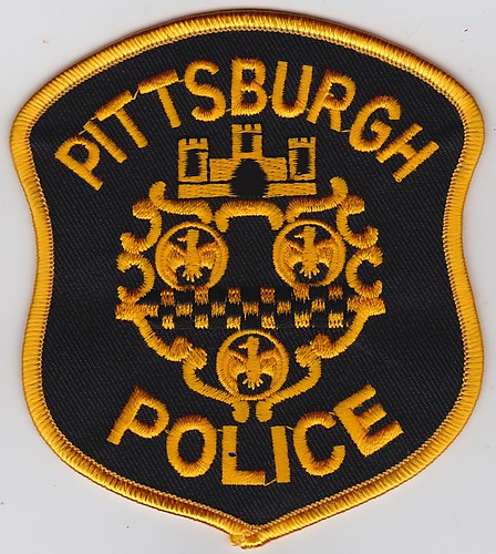 Pennsylvania Law Enforcement Patches