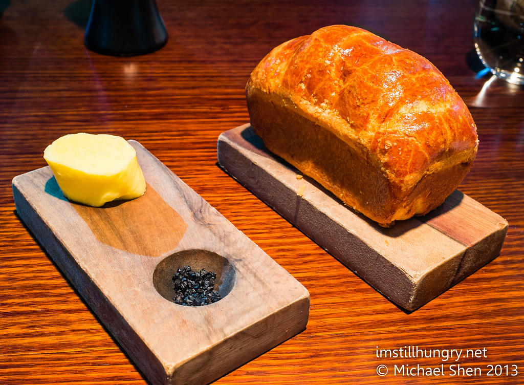 Black by Ezard brioche