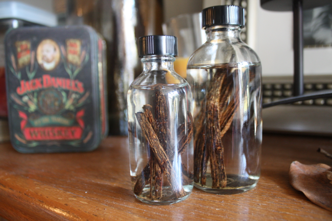 A How To Make Vanilla Extract