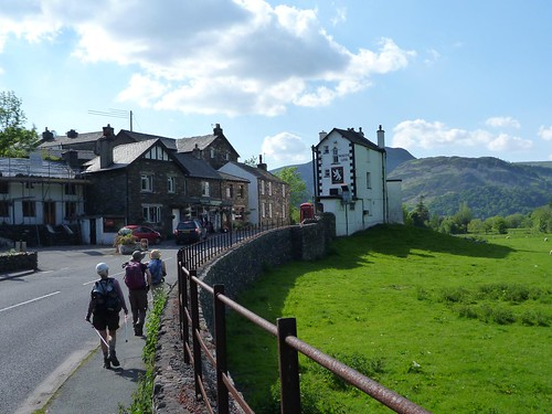 Approaching Patterdale