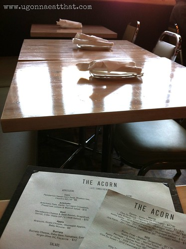 The Acorn, Vancouver