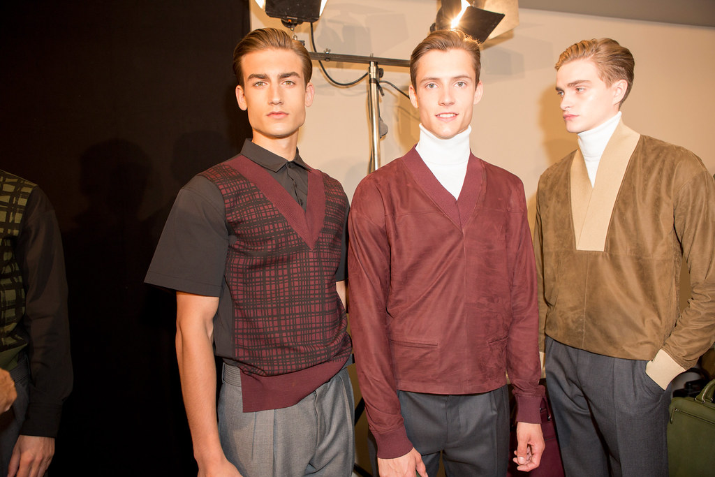 SS14 Milan Bottega Veneta094_Stefan Krunic,Florian Luger,Robert Laby(fashionising.com)