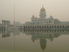 Le gurdwara Bangla Sahib