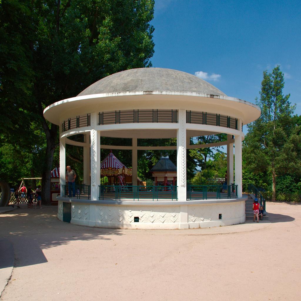 Kiosque du Jardin des Plantes | Kiosque du Jardin des Plante ...