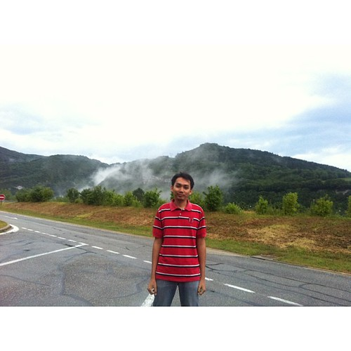 #throwback Drop by at rest area, from France towards Italy-France border. If i not mistaken, Autoroute 41