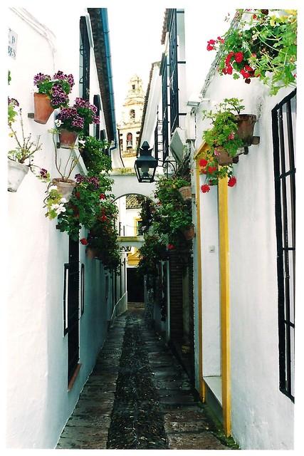 Street in Sevilla