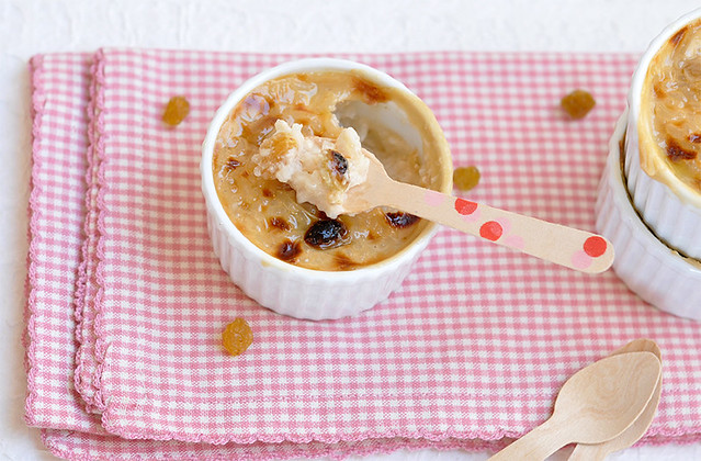 Galician Rice Pudding - Arroz con Leche Gallego
