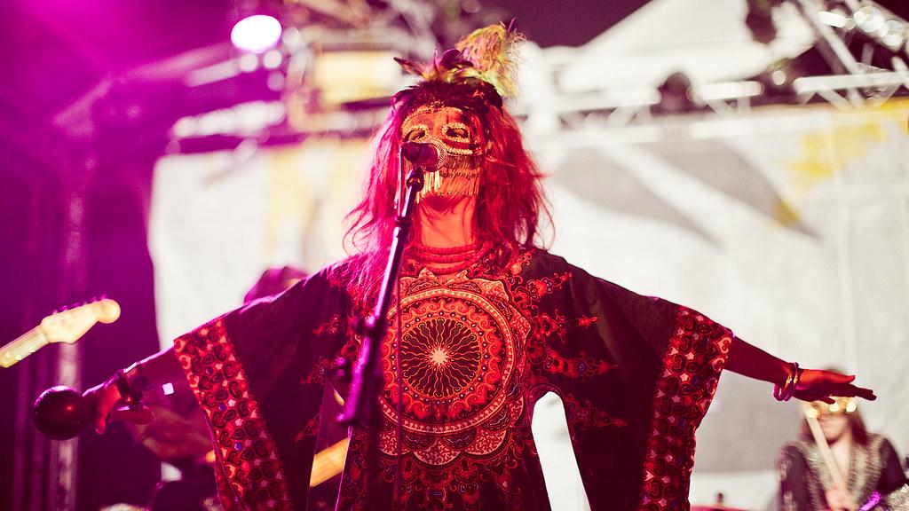 Goat - �yafestivalen 2013