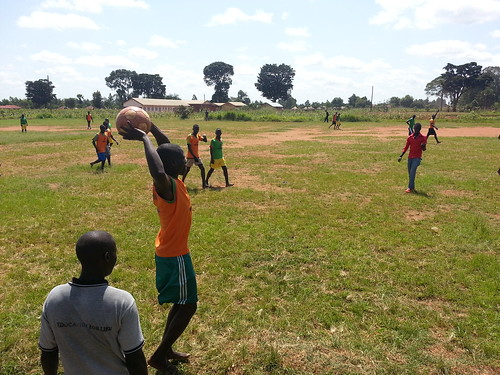 One IDS Football squad is made up of children who are deaf
