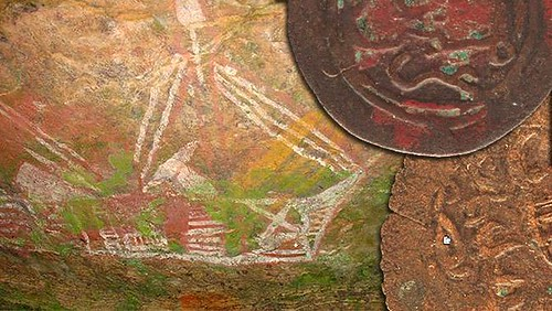 wessel Islands art and coins