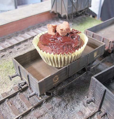 Cake on board