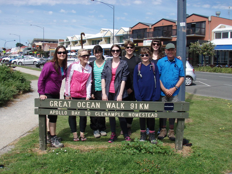2012 Walk 4 Stroke Group set to embark on their three day journey