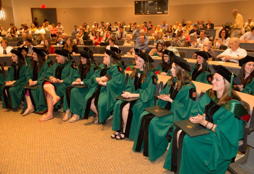 Program in Audiology & Communication Sciences Recognition Ceremony & Diploma Distribution