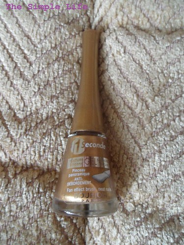 Bourjois 1 Seconde Nail Enamel - High Tech