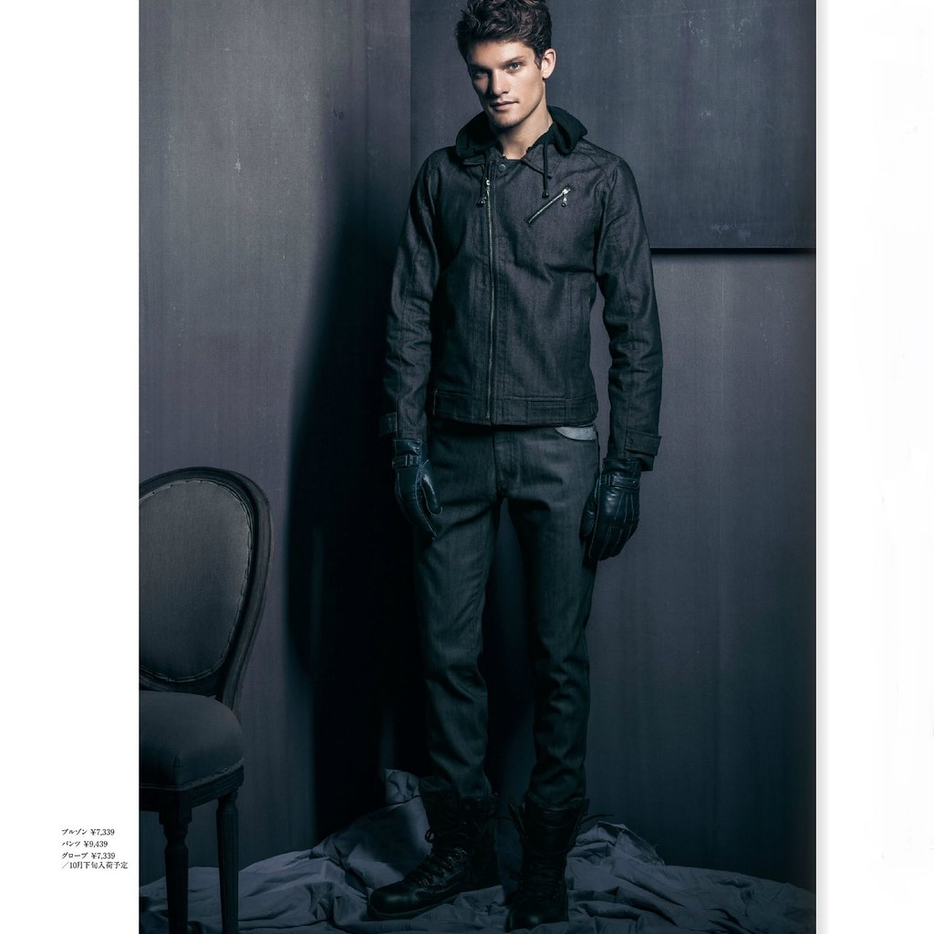 m.f.editorial Men's Autumn Collection 2013_005Danny Beauchamp, Kye D'arcy