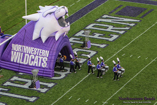 NUMB - Northwestern vs. Syracuse - September 7, 2013