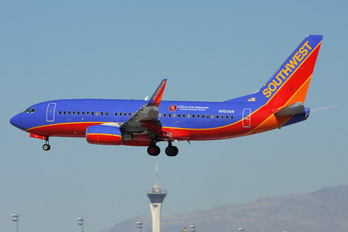 N950WN Southwest Airlines 737-7H4...