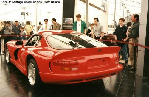 Dodge Viper GTS - 1999 Salón del Automóvil de Santiago