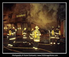 1988-04/19 - Fire, 5 Stores, Old Country Road, Hicksville, NY
