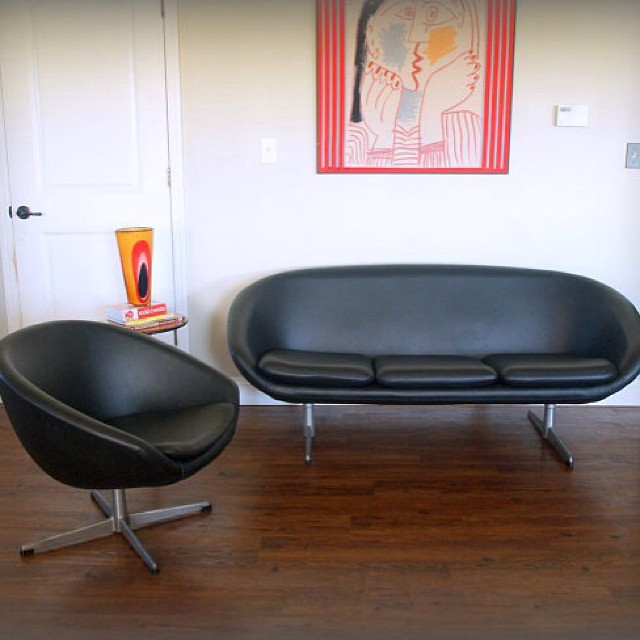 60s retro sofa chair overman ab sweden pod mid for Designer chairs from the 60s