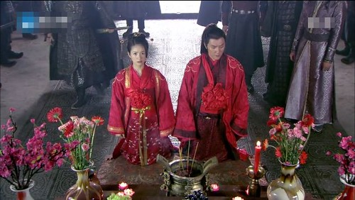05-高長恭-與雪舞假扮結婚女媧廟前立誓