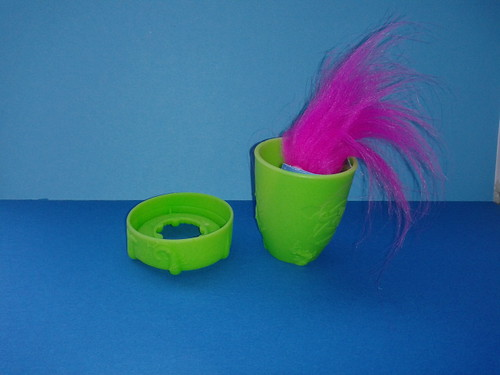 Mini Zelf and Planter without lid