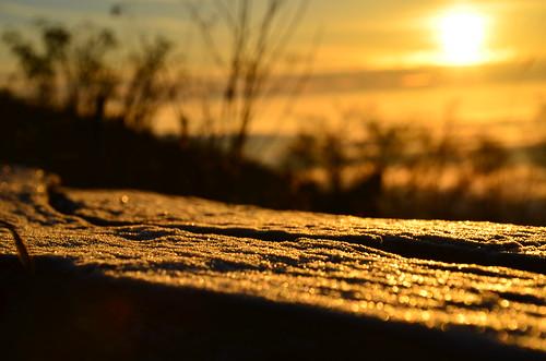 sunrise schweiz switzerland frost bank sonnenaufgang solothurn weissenstein