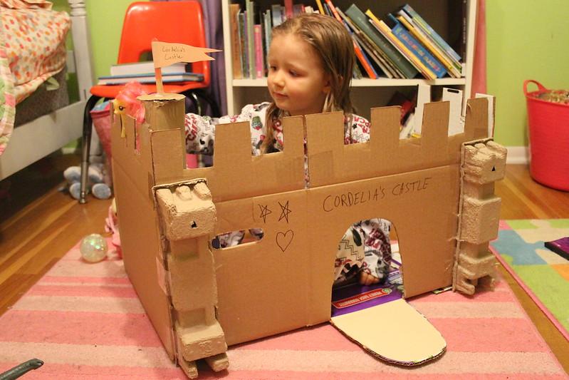 Cordelia's Castle