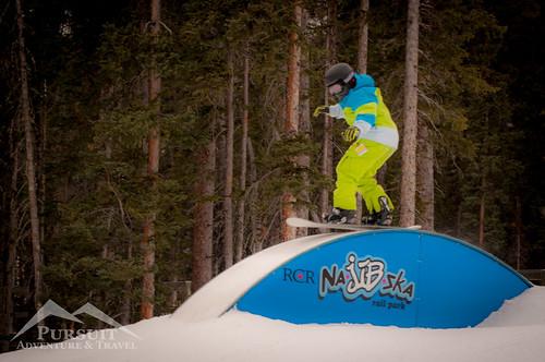 Nakiska - November 12 2011